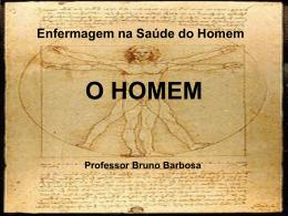 O HOMEM - Universidade Castelo Branco