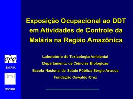 Níveis séricos de DDT-t (ppb)