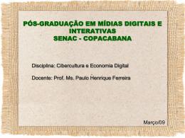 Projeto do site MeuAmbiente.com.br