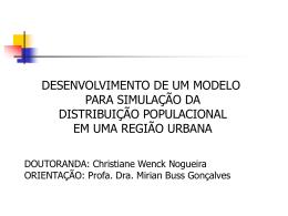 Apresentação 02 - Prof. Sérgio Mayerle