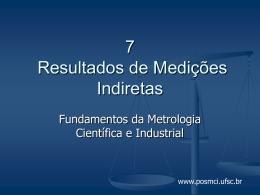 Capítulo 7 - Laboratório de Metrologia e Automatização