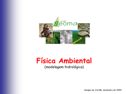 GEOMA (Fisica Ambiental)