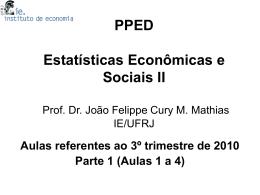 por produto. - Instituto de Economia da UFRJ