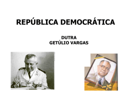 Getúlio Vargas - WordPress.com