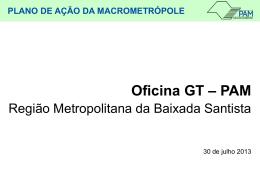 Oficina GT -PAM