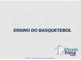 Ensino do Basquetebol
