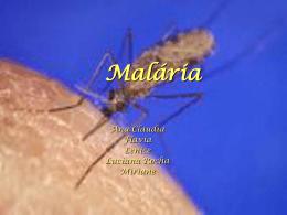 Malária.