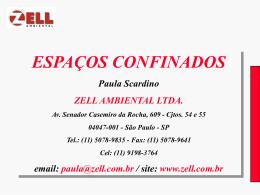Espa  os Confinados - resgatebrasiliavirtual.com.br