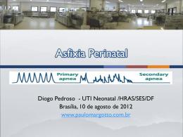 Asfixia Perinatal - Paulo Roberto Margotto
