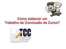 O TCC