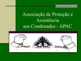 Associação de Proteção e Assistência aos Condenados