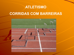 [3] CORRIDA COM BARREIRAS