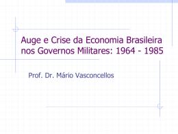 Brasil: traços econômicos, sociais e regionais