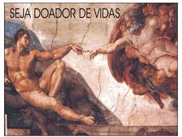PROCESSO DE DOAÇÃO DE ÓRGÃOS E TECIDOS PARA