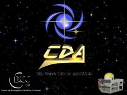 Sessão Astronomia_O - CDCC - Universidade de São Paulo