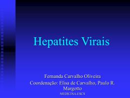 Hepatites Virais - Paulo Roberto Margotto