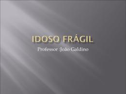 Idoso Fragil