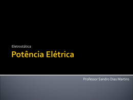 Potência Elétrica