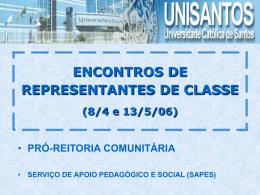 AVALIES - Universidade Católica de Santos