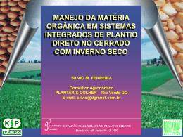 Silvio M Ferreira - Slides 1 a 25