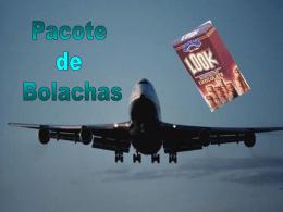 Pacote de Bolachas
