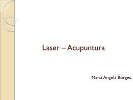 Laser – Acupuntura