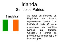 Irlanda simbolos patrios
