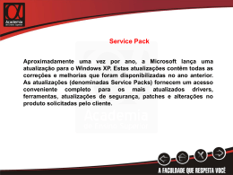 Service Pack Tempo