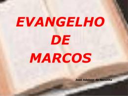 Marcos - Material de Catequese