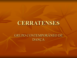 CERRATENSES