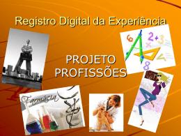 Registro Digital da Experiência - Quimica