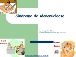 Síndrome de Mononucleose