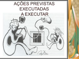 a executar - NTE Nova Andradina