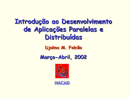 From UML to ODMG - nacad/coppe-ufrj