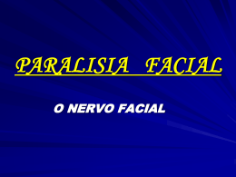 Ramos do Nervo Facial