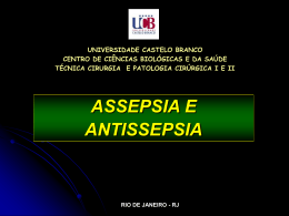 conceitos - Universidade Castelo Branco