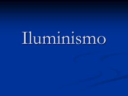 Iluminismo Daniel - escola estadual dr martinho marques