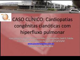 Cardiopatias congênitas cianóticas com