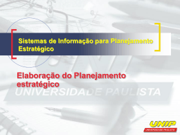 Slide 1 - Ambiente Virtual de Aprendizado