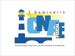 1 - CNAE