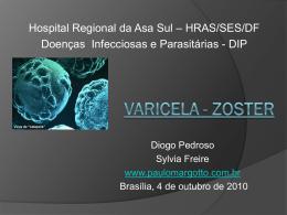 Varicela - zoster - Paulo Roberto Margotto