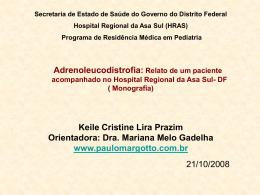 Monografia 2008(Apresentação