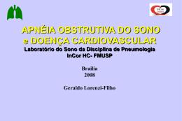 Drager LF et al. Chest 2007