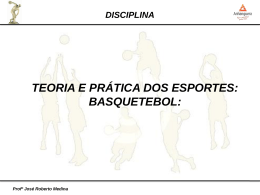 Aula 1 – História do Basquetebol