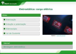 Eletrostatica_carga elétrica.