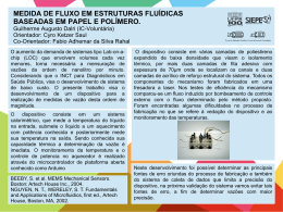 Cyro Ketzer Saul Co-Orientador: Fabio Adhemar da Silva