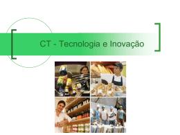 Documentos 4ª reunião Tecnologia e Inovação