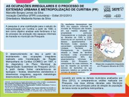 (voluntária) – Edital 2012/2013 Orientadora: Madianita Nunes da Silva