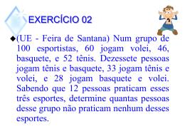 REVISÃO MATEMÁTICA