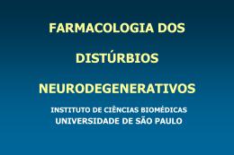 Doenças Neurodegenerativas 2005 - Dr Cristoforo Scavone